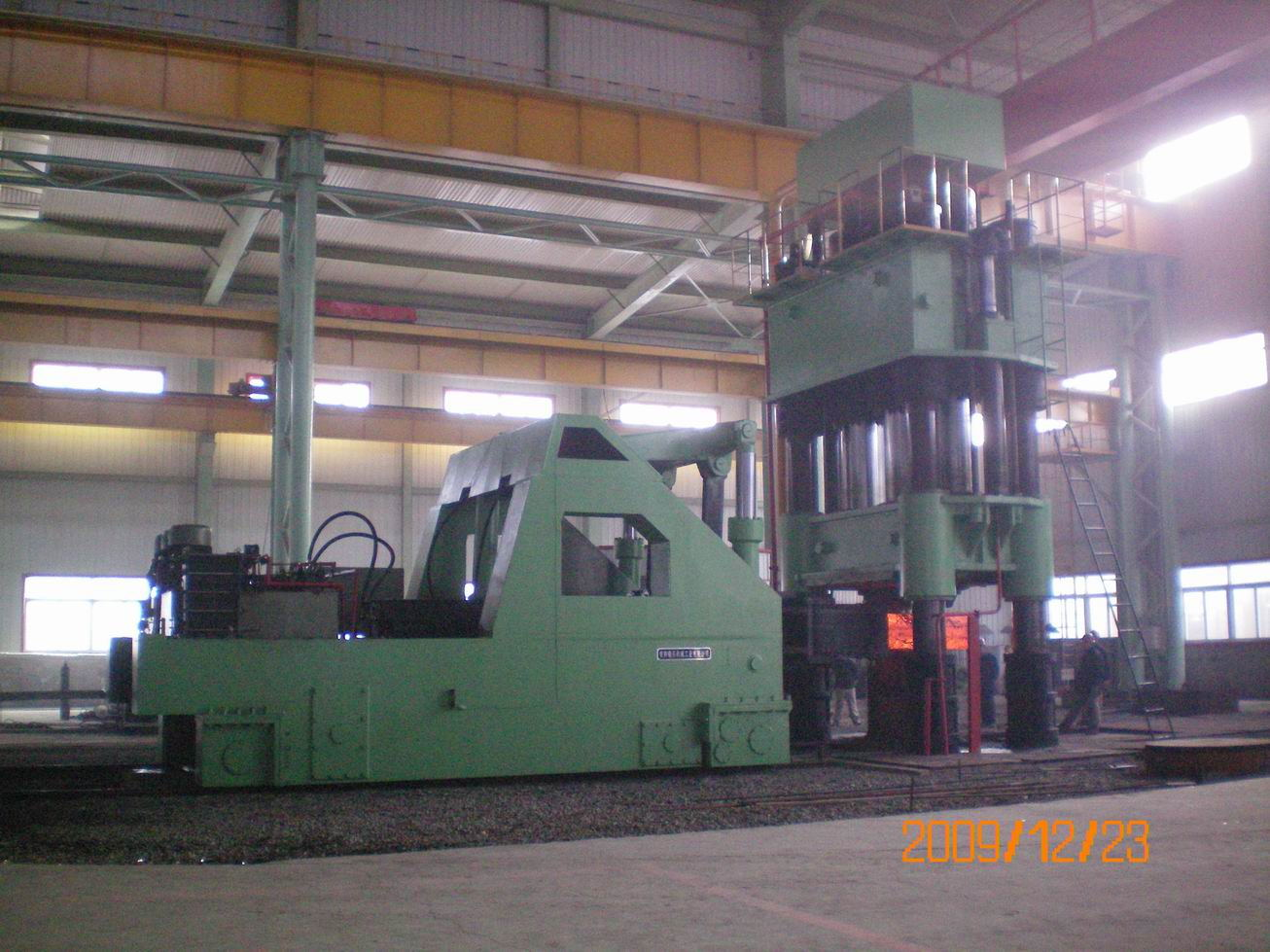 T31-20 forging manipulator