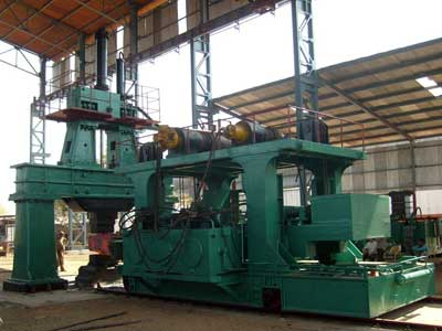 8 ton frame type forging manipulator in India