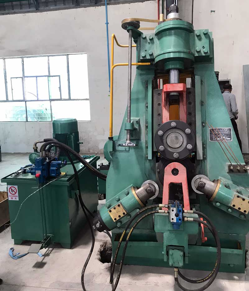 250 mm ring rolling ring rolling machine