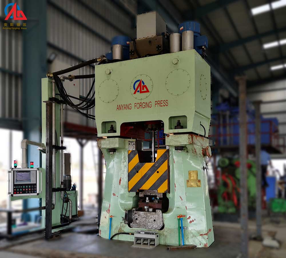 How to choose impression die forging equipment