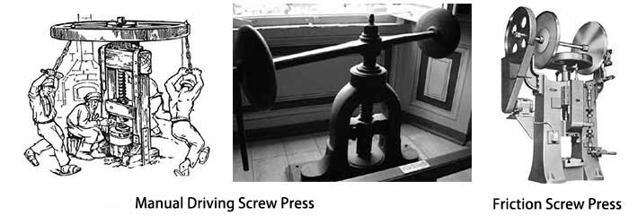 electric screw press machine development and upgrading